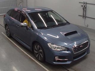 SUBARU LEVORG 1.6GT Eyesite 4WD с аукциона в Японии