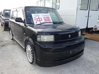 TOYOTA BB  с аукциона в Японии