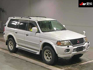 MITSUBISHI CHALLENGER X 4WD  с аукциона в Японии
