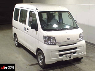 4WD SPECIAL HIGH ROOF