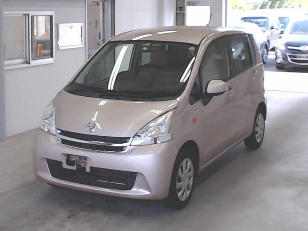 DAIHATSU MOVE 2012 660 фото 1