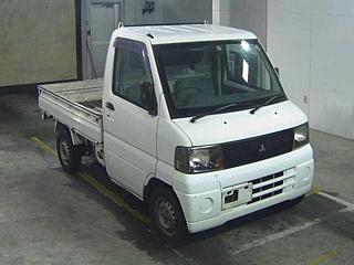 MITSUBISHI MINICAB 4WD DUMP  с аукциона в Японии