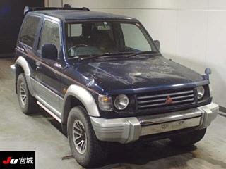 MITSUBISHI PAJERO 4WD ROOKIE  с аукциона в Японии