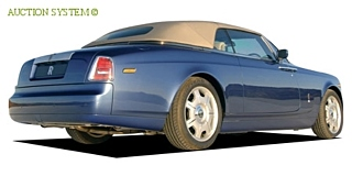 ROLLSROYCE PHANTOM DROPHEAD COUPE