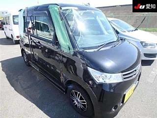 NISSAN ROOX Highway Star - Turbo с аукциона в Японии