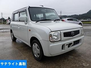 MAZDA SPIANO 4WD с аукциона в Японии