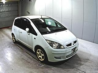 MITSUBISHI COLT Standard 4WD с аукциона в Японии