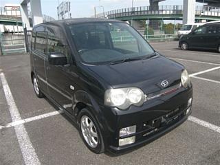DAIHATSU MOVE Custom X Limited с аукциона в Японии
