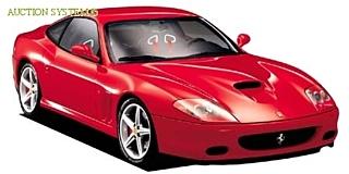 フェラーリの中古車 575の中古車