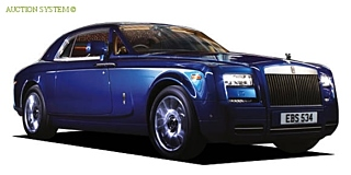 ROLLSROYCE PHANTOM COUPE