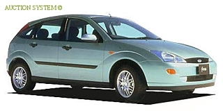 EUROPE FORD FOCUS