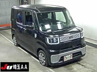 DAIHATSU WAKE L SA с аукциона в Японии