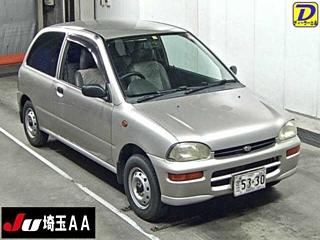 SUBARU VIVIO ef-s с аукциона в Японии