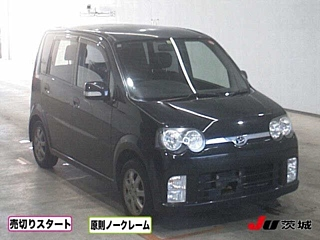 DAIHATSU MOVE  с аукциона в Японии