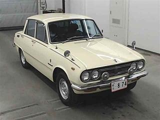 ISUZU BELLETT  с аукциона в Японии