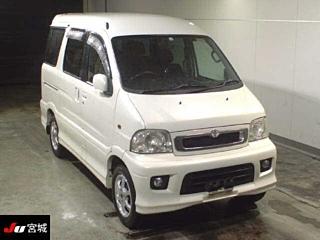 TOYOTA SPARKY 4WD G с аукциона в Японии