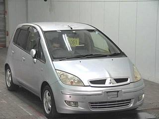 MITSUBISHI COLT 4WD с аукциона в Японии