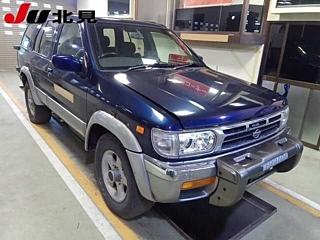 NISSAN TERRANO 4WD Wide G3m-R с аукциона в Японии