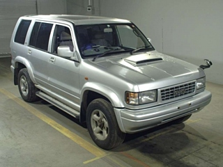ISUZU BIGHORN Long 4WD с аукциона в Японии