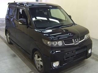 HONDA ZEST W с аукциона в Японии