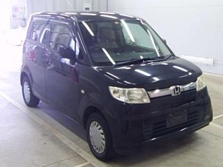 HONDA ZEST 4WD с аукциона в Японии