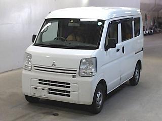 MITSUBISHI MINICAB  van с аукциона в Японии